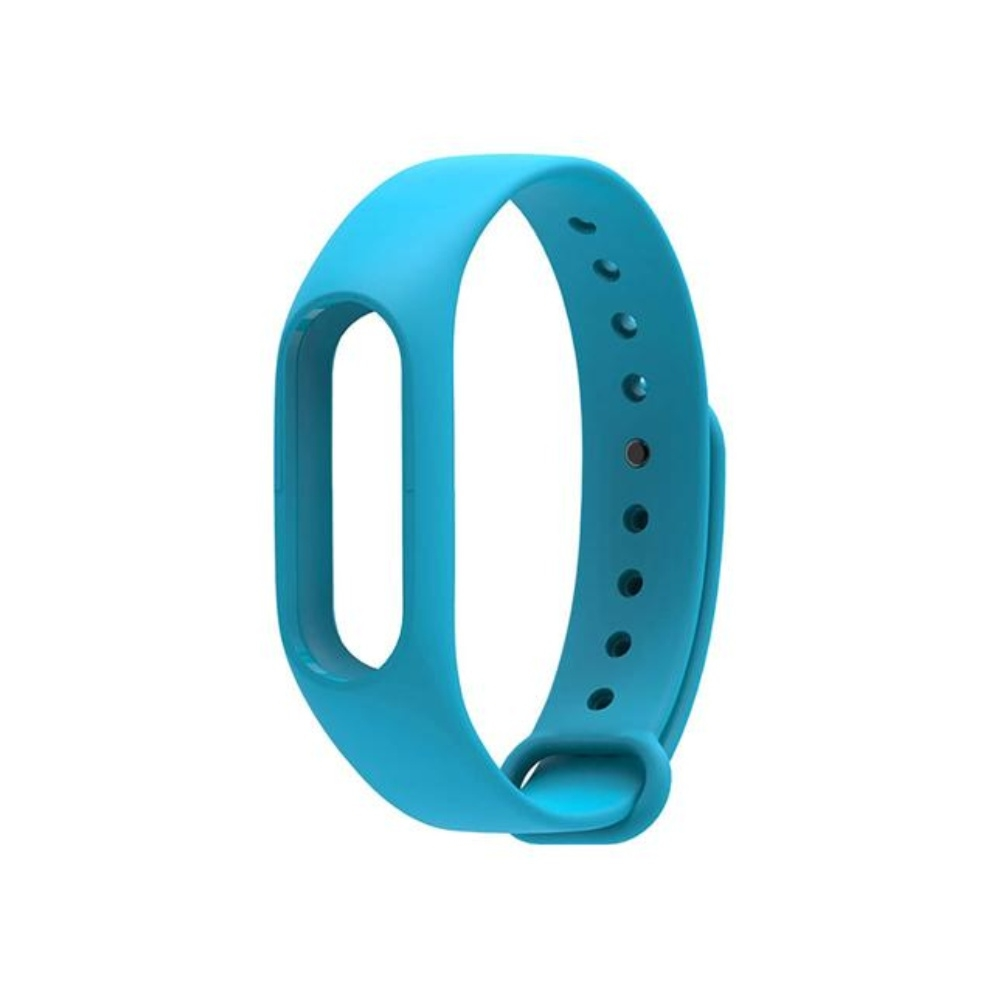 Curea Xiaomi Mi Band 4 silicon albastru imagine