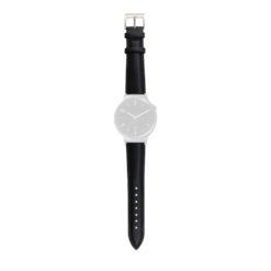 Curea neagra din piele pentru Huawei Watch W1