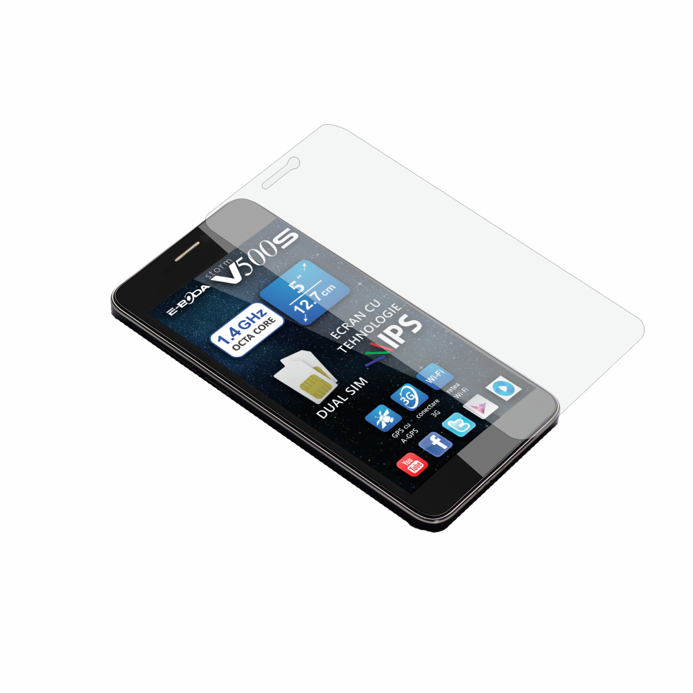 Folie de protectie Smart Protection E-Boda Storm V500s - doar-display imagine