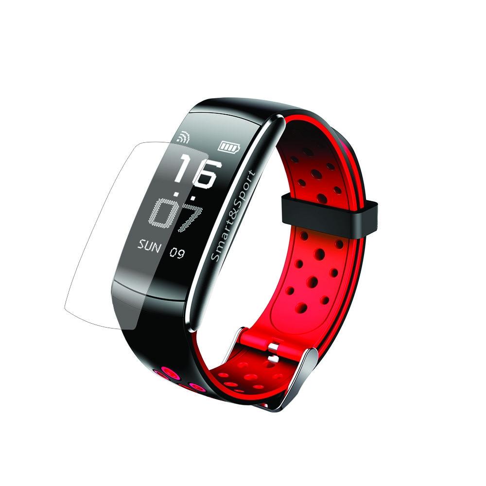 Folie de protectie Smart Protection Fitness Band Q8 - 2buc x folie display imagine