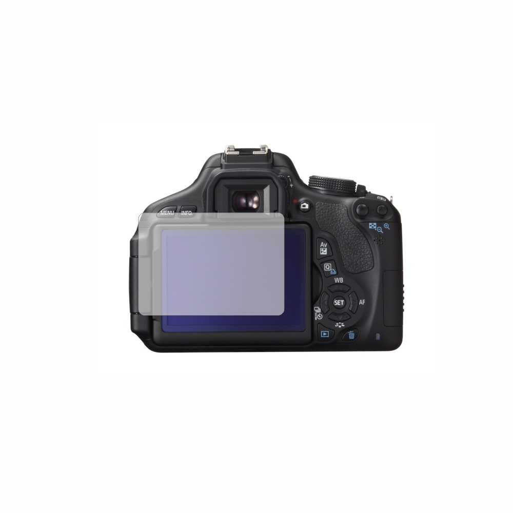 Folie De Protectie Smart Protection Dslr Canon Eos 600d - 2buc X Folie Display