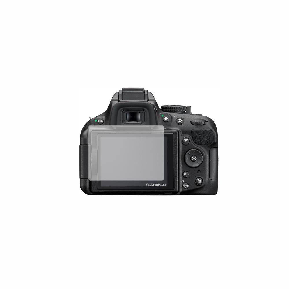 Folie de protectie Smart Protection DSLR Nikon D5200 - 2buc x folie display imagine