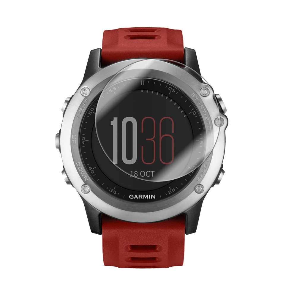 Folie De Protectie Smart Protection Smartwatch Garmin Fenix 3 - 4buc X Folie Display