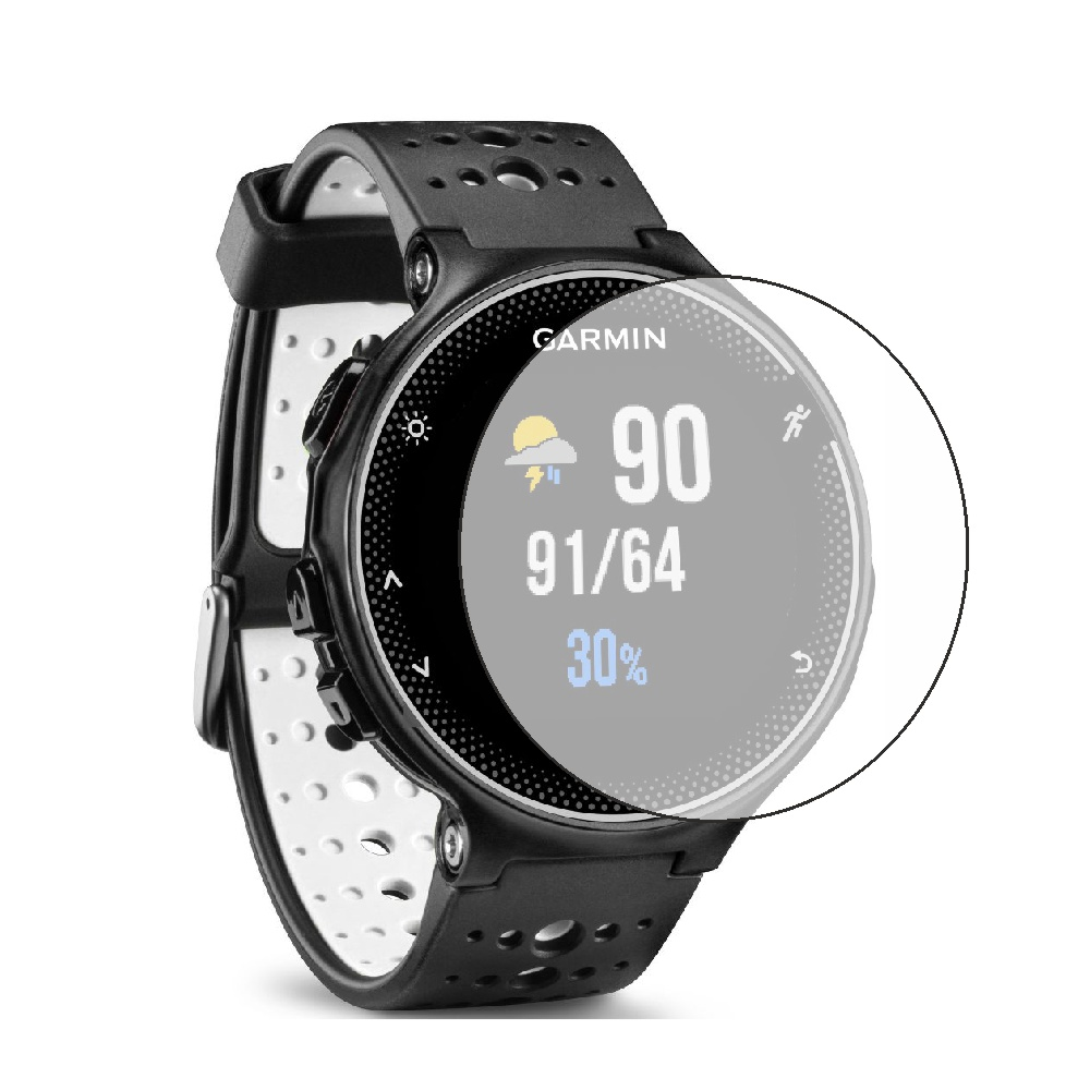Folie de protectie Smart Protection Smartwatch Garmin Forerunner 230 - 2buc x folie display imagine