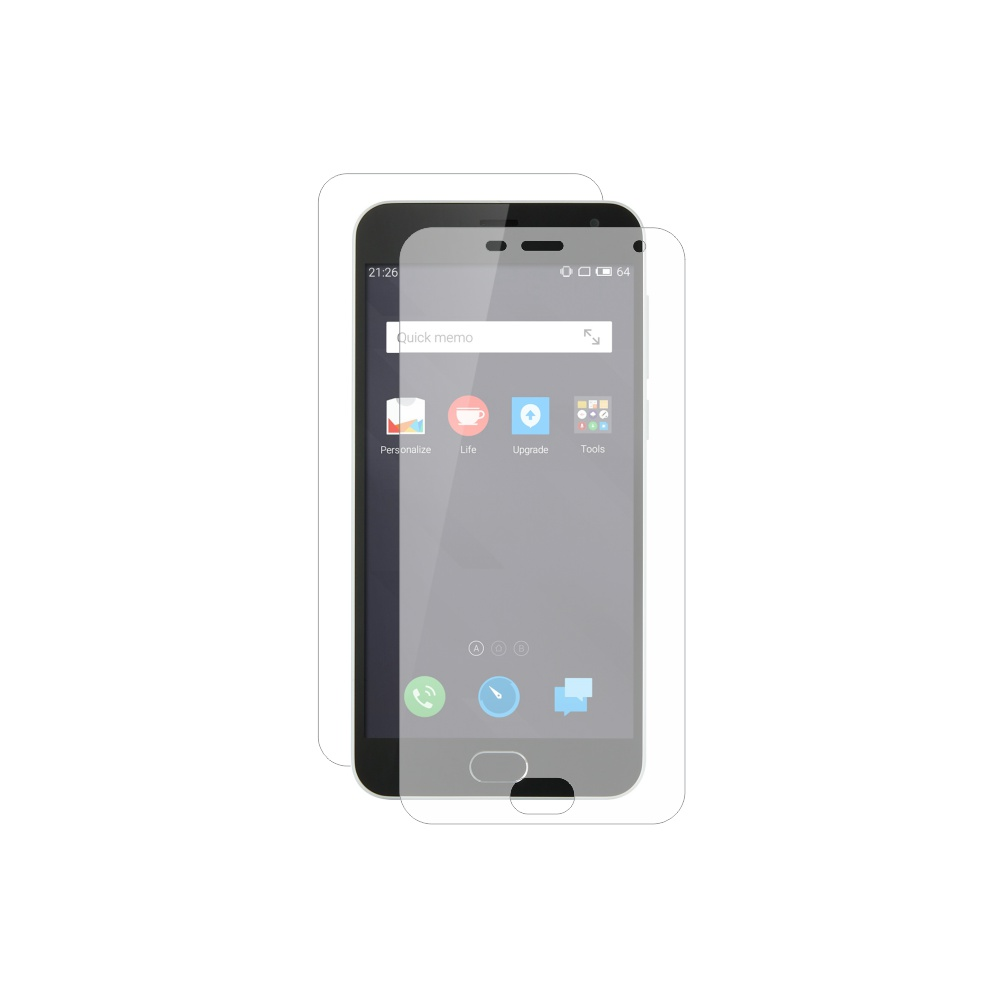 Folie de protectie Smart Protection Meizu M2 - fullbody-display-si-spate imagine