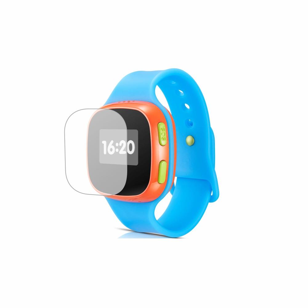 Folie de protectie Smart Protection Smartwatch Alcatel CareTime - 4buc x folie display imagine