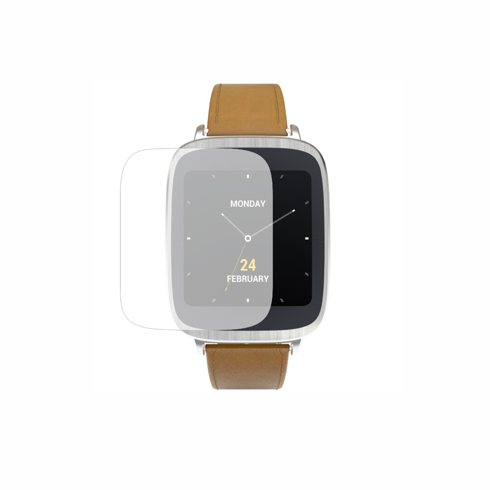 Folie De Protectie Smart Protection Smartwatch Asus Zenwatch Wi500q - 4buc X Folie Display