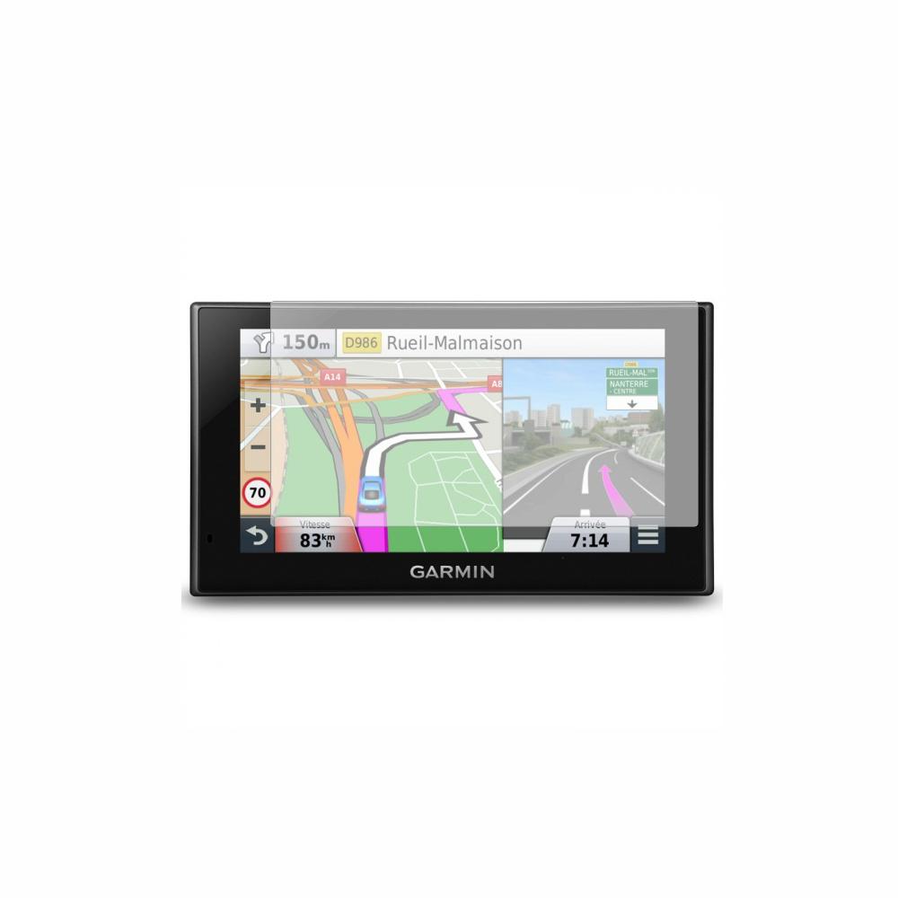 Folie de protectie Smart Protection GPS Garmin Nuvi 2689 LMT 6.0 - 2buc x folie display imagine