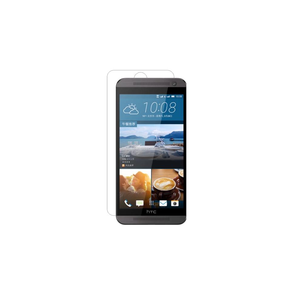 Folie de protectie Smart Protection HTC One E9 - doar spate imagine