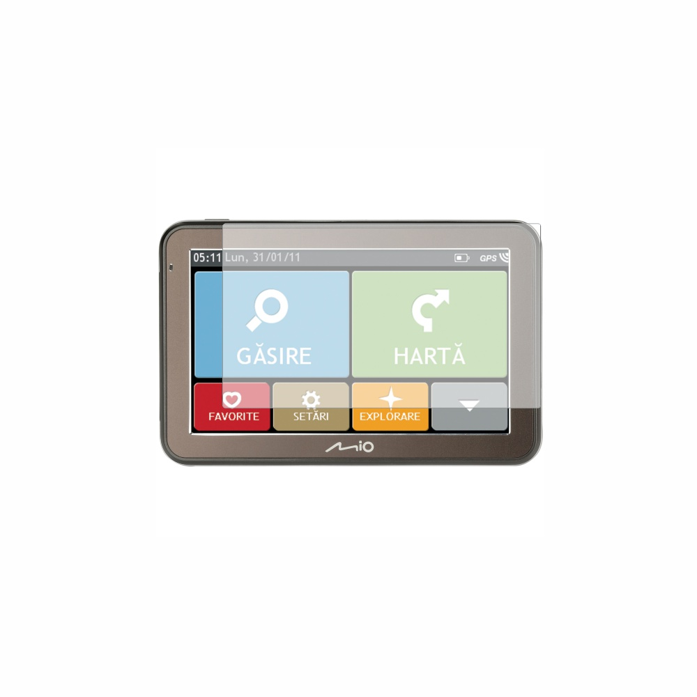Folie de protectie Smart Protection GPS Mio Spirit 7500 LM - 2buc x folie display imagine
