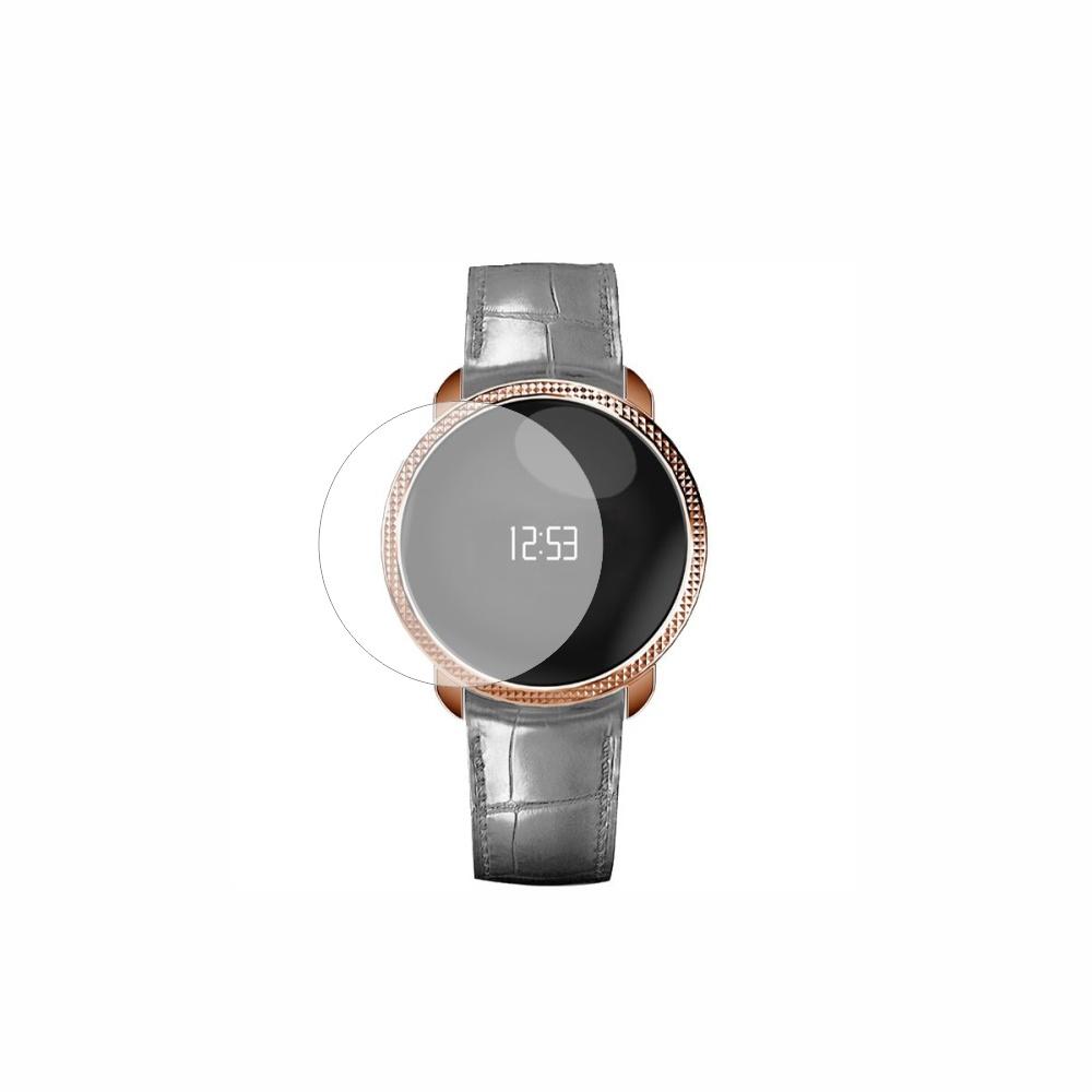 Folie de protectie Smart Protection Smartwatch MyKronoz Premium Embossed - 4buc x folie display imagine