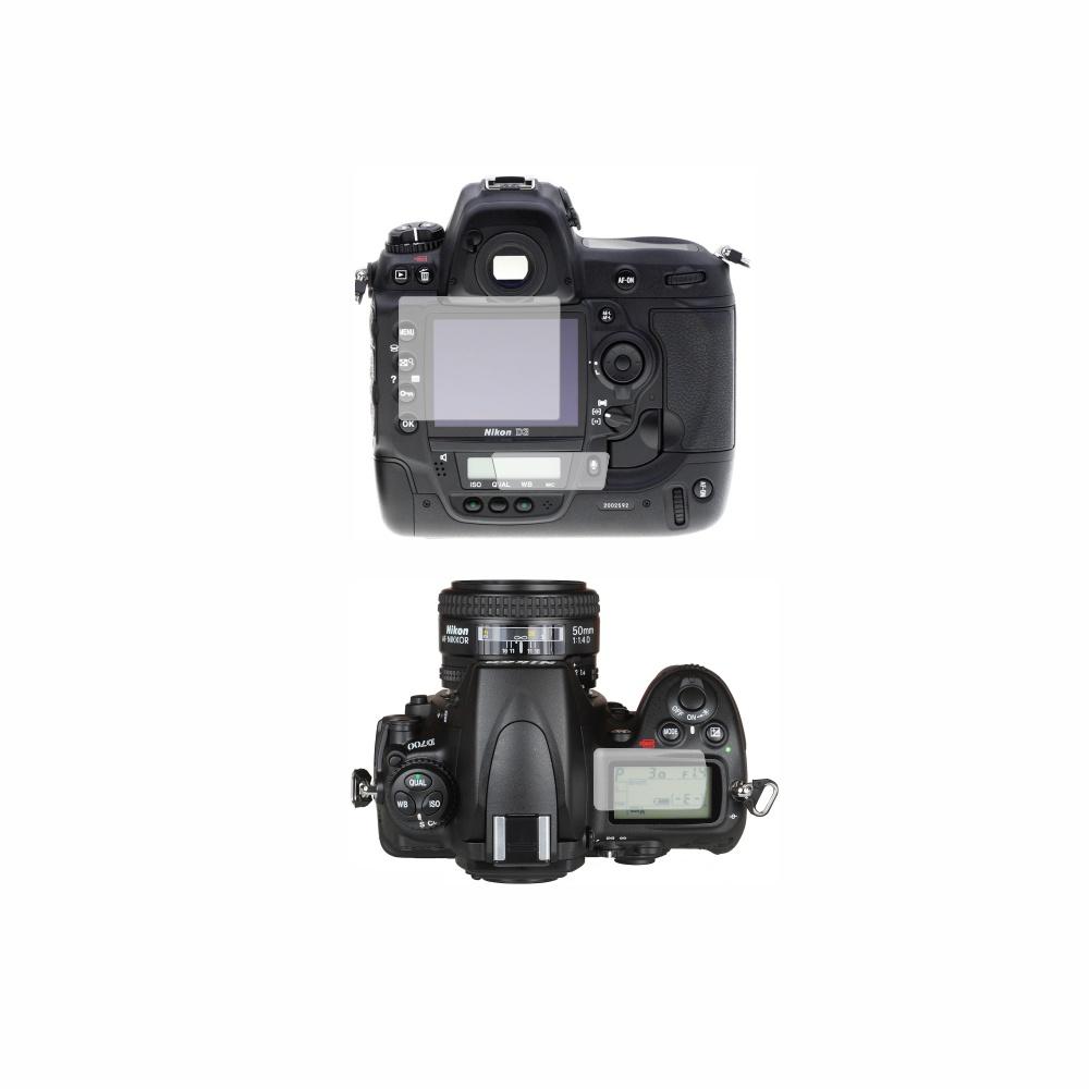 Folie de protectie Smart Protection DSLR Nikon D700 - 2buc x folie display imagine