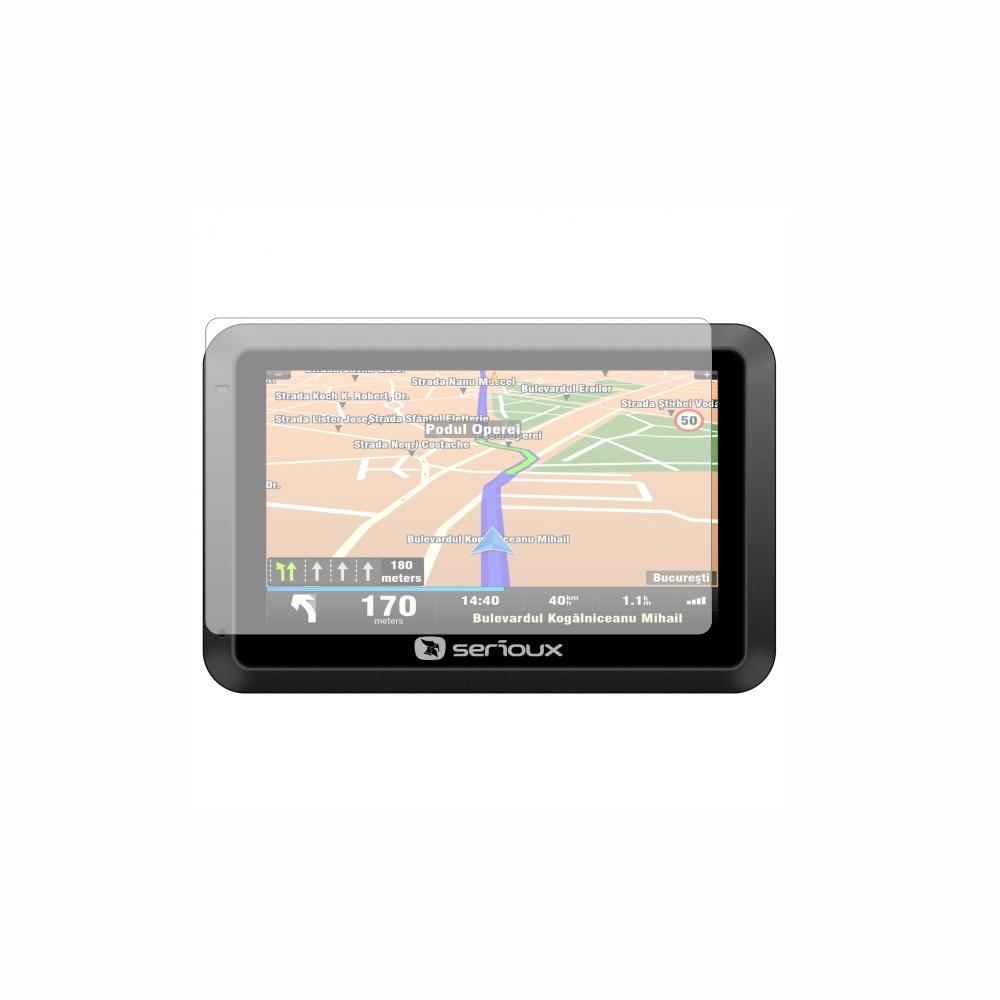 Folie de protectie Smart Protection GPS Serioux UrbanPilot Q475T2 - doar-display imagine