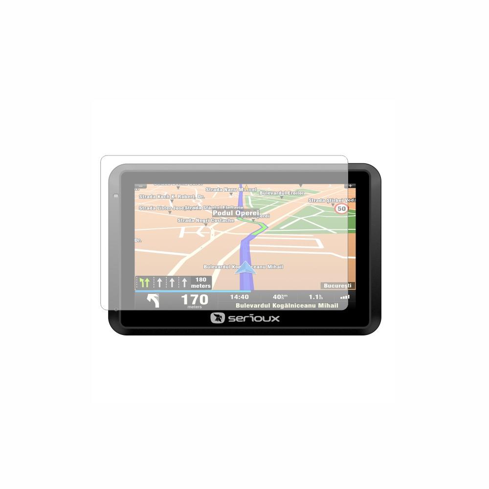 Folie de protectie Smart Protection GPS Serioux UrbanPilot Q550T2 - doar-display imagine