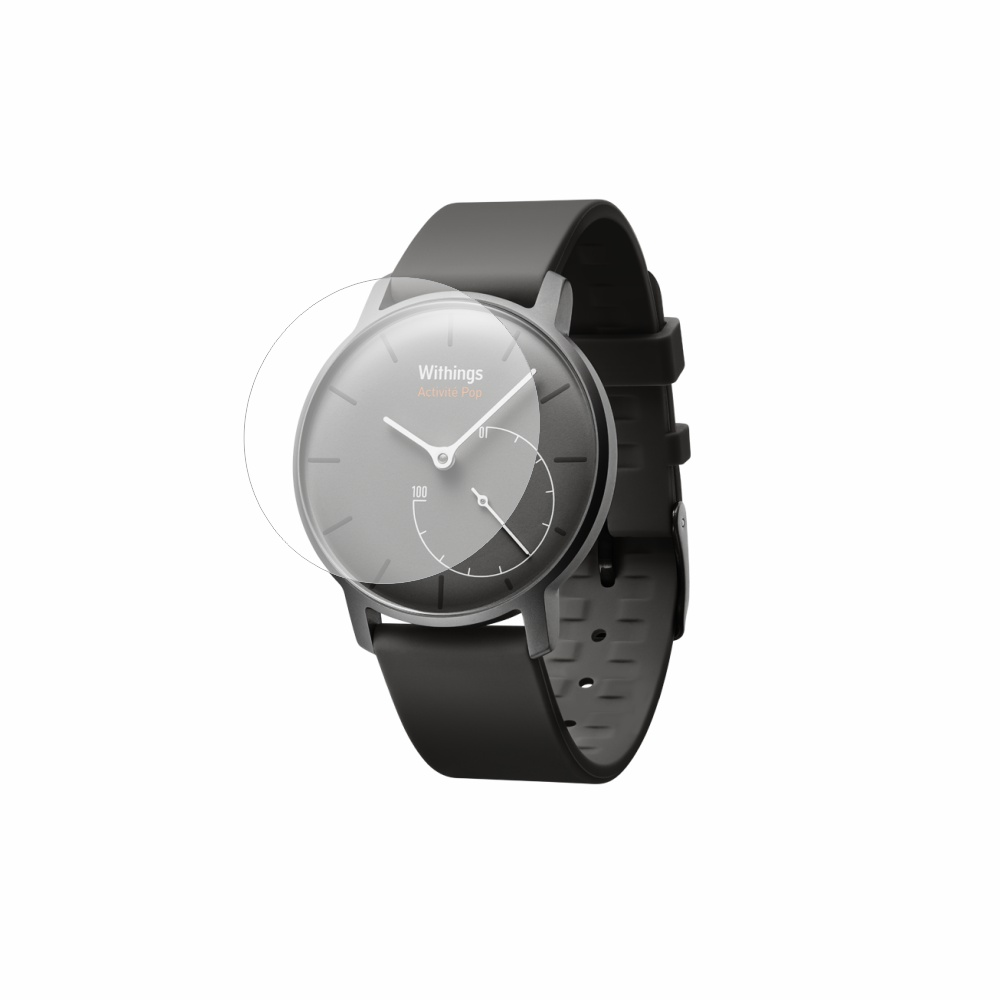 Folie De Protectie Smart Protection Withings Activite Pop - 4buc X Folie Display
