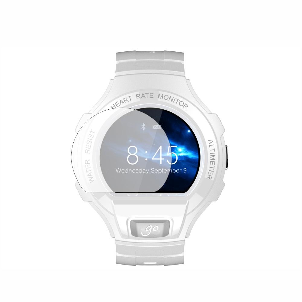 Folie de protectie Smart Protection Smartwatch Alcatel Go Watch - 2buc x folie display imagine