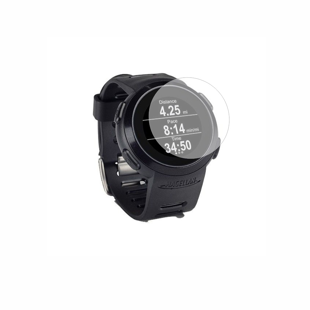 Folie De Protectie Smart Protection Smartwatch Echo Magellan - 4buc X Folie Display