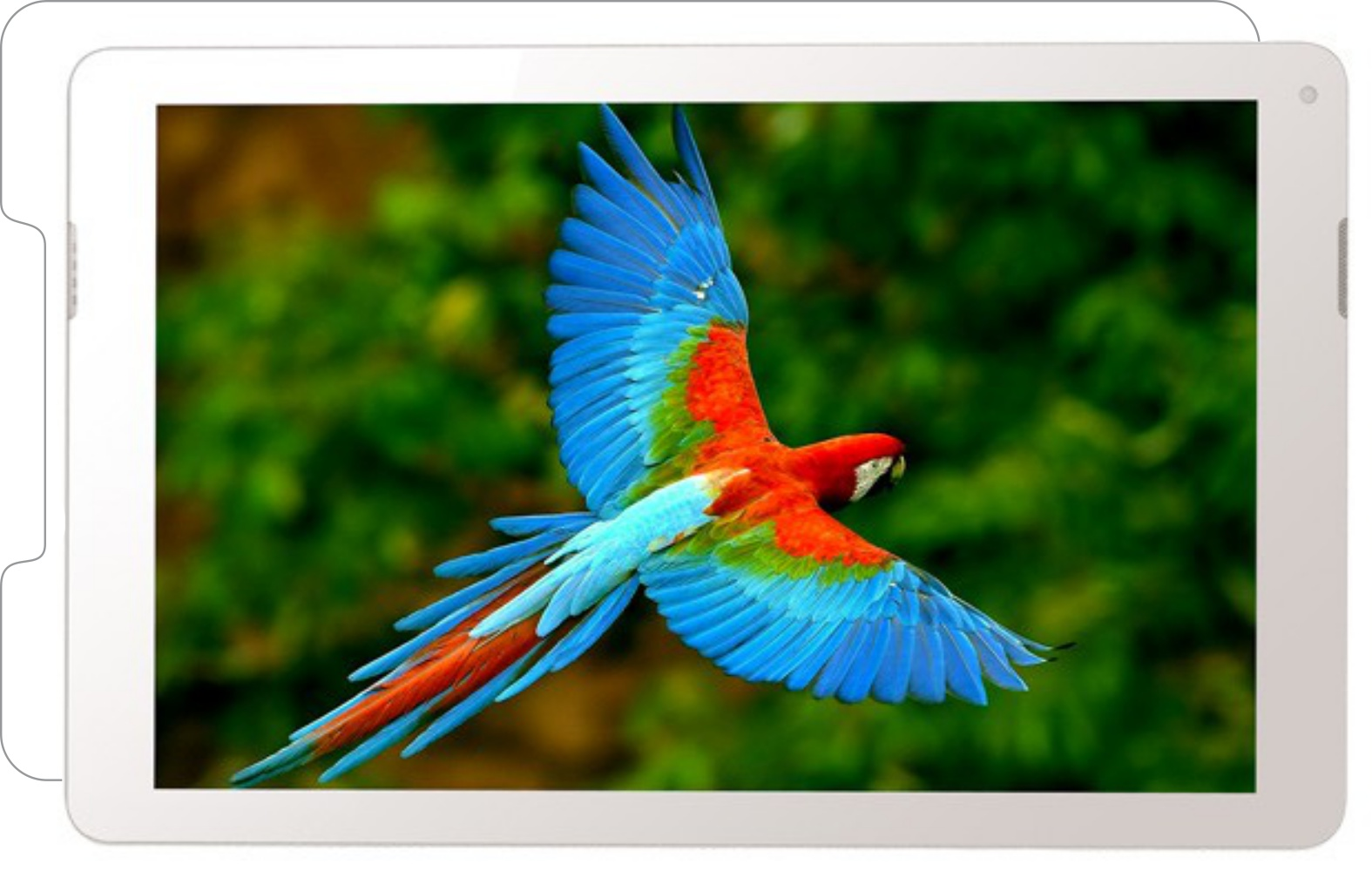 Folie de protectie Smart Protection Tableta Evolio X10 10.1 - doar spate imagine