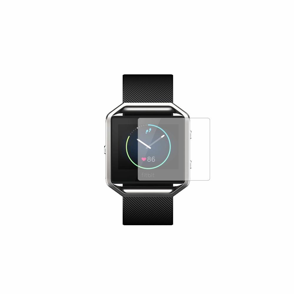 Folie de protectie Smart Protection Bratara Fitbit Blaze - 4buc x folie display imagine