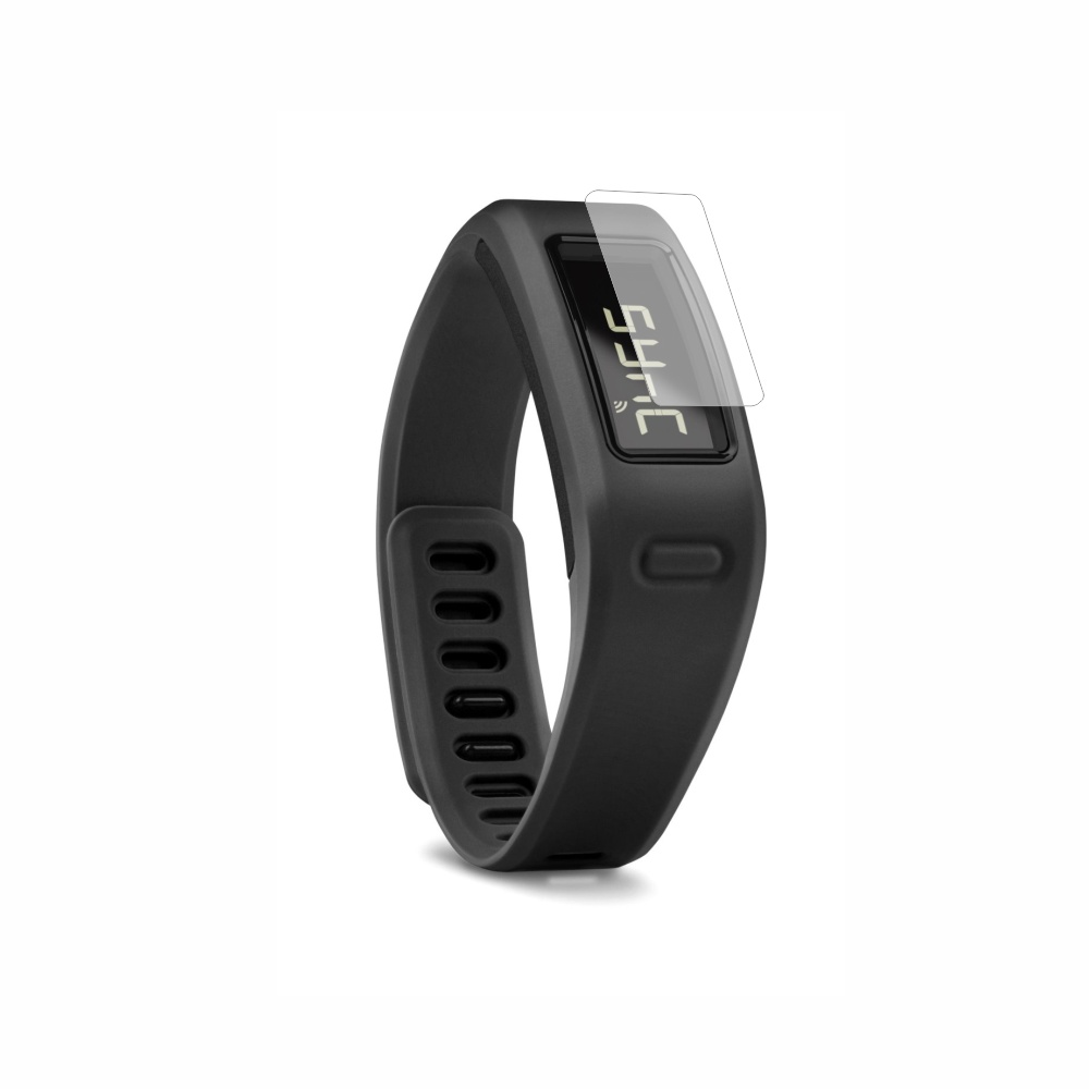 Folie de protectie Smart Protection Smartwatch Garmin Vivofit - 4buc x folie display imagine