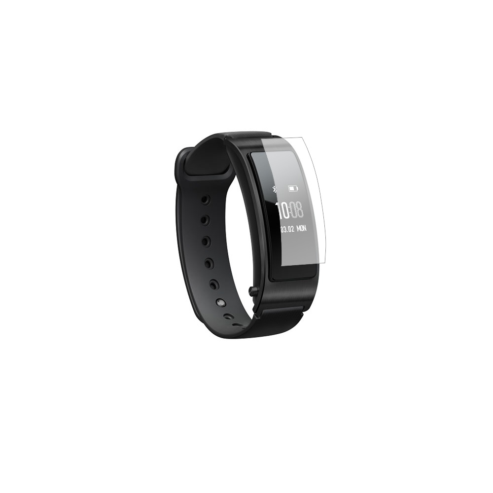 Folie de protectie Smart Protection Fitnesswatch Huawei Talkband B3 - 2buc x folie display imagine
