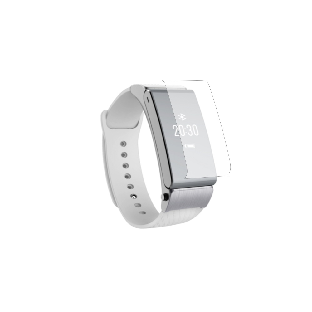 Folie de protectie Smart Protection Fitnesswatch Huawei Talkband B2 - 2buc x folie display imagine