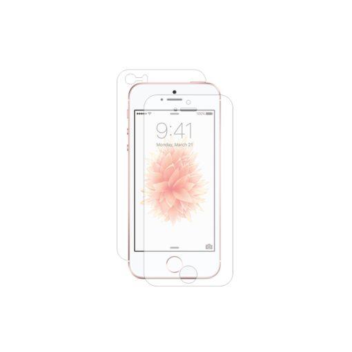 Folie de protectie Clasic Smart Protection Apple iPhone 5SE