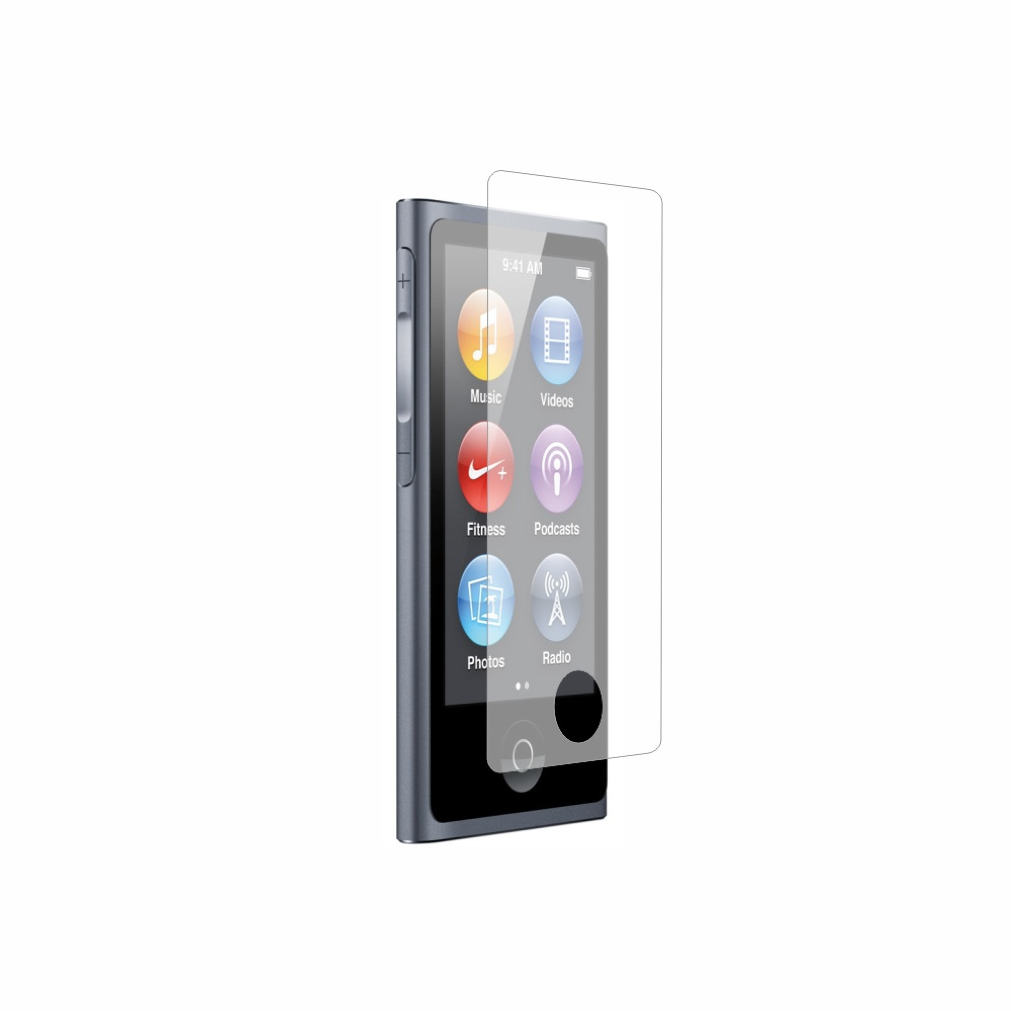 Folie de protectie Smart Protection iPod Nano 7th gen - 2buc x folie display imagine
