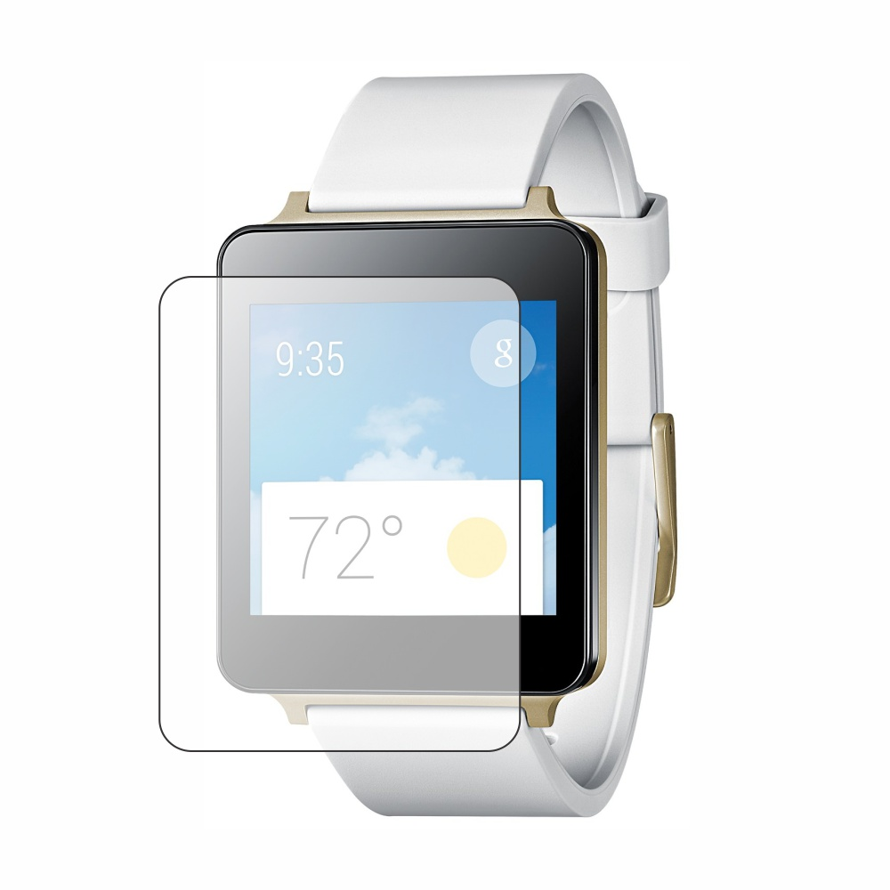Folie de protectie Smart Protection LG G Watch W100 - 2buc x folie display imagine