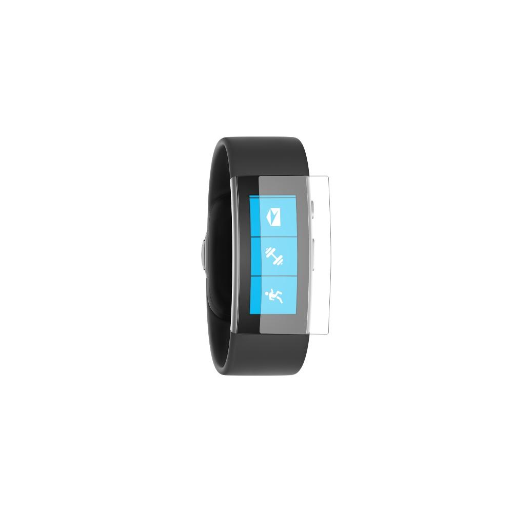 Folie de protectie Smart Protection Smartwatch Microsoft Band - 2buc x folie display imagine