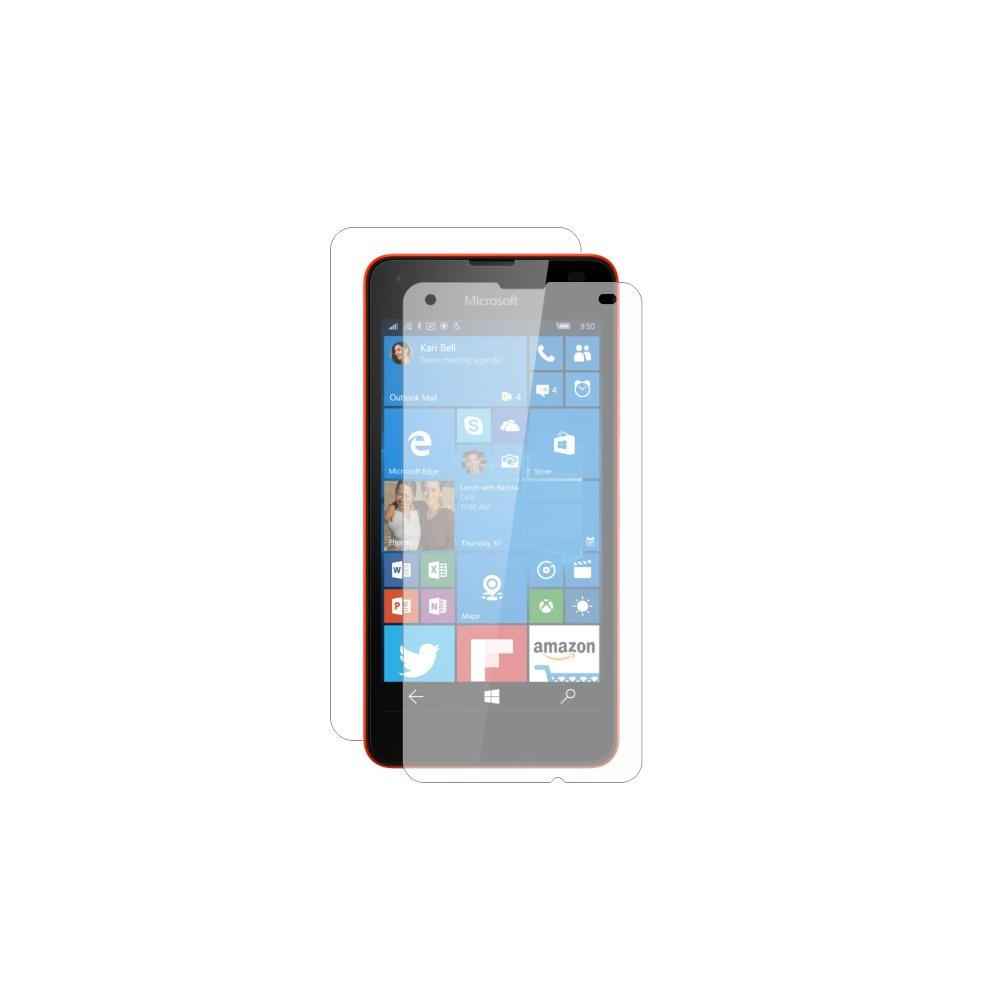 Folie de protectie Smart Protection Microsoft Lumia 550 - fullbody-display-si-spate imagine