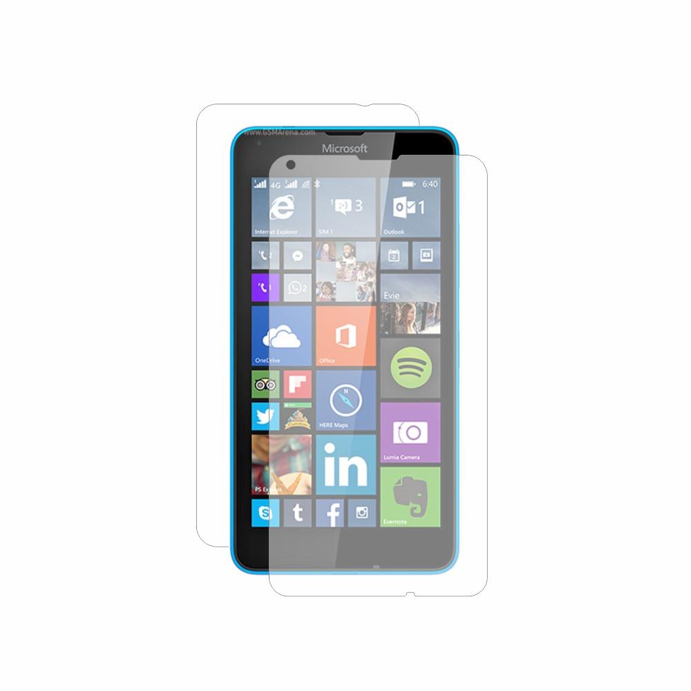 Folie de protectie Smart Protection Microsoft Lumia 640 - fullbody-display-si-spate imagine
