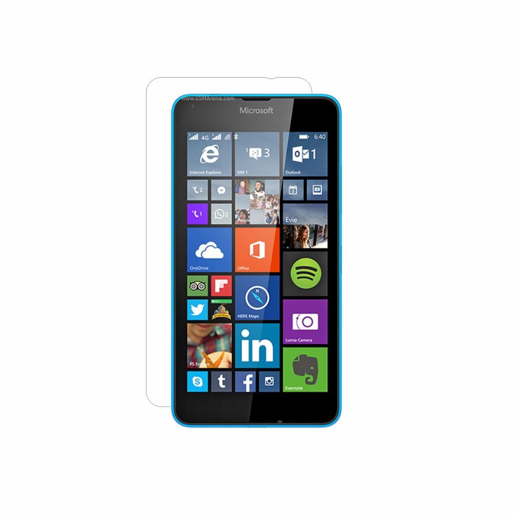 Folie de protectie Smart Protection Microsoft Lumia 640 - doar spate imagine