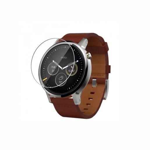 Folie de protectie Smart Protection Motorola Moto 360 (2nd-gen) 42mm - 4buc x folie display imagine