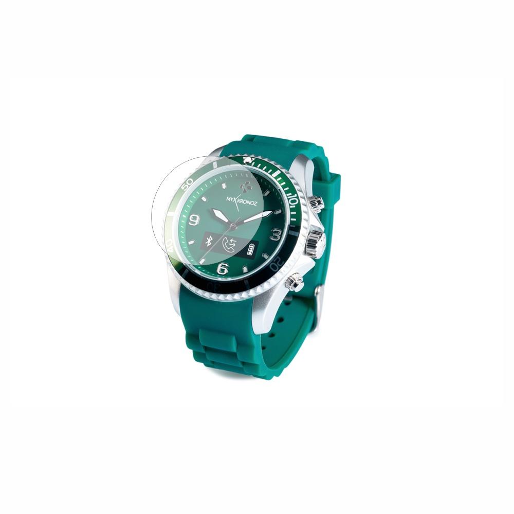 Folie de protectie Smart Protection Smartwatch MyKronoz ZeClock - 2buc x folie display imagine