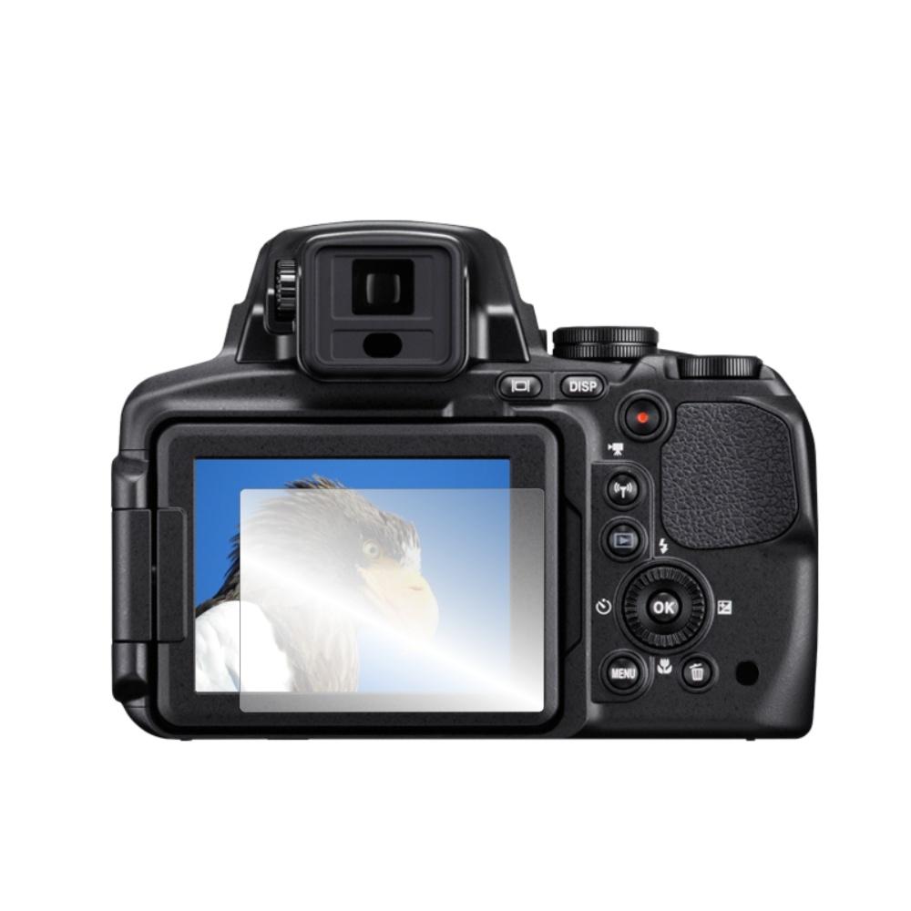 Folie de protectie Smart Protection Nikon CoolPix P900 - 2buc x folie display imagine