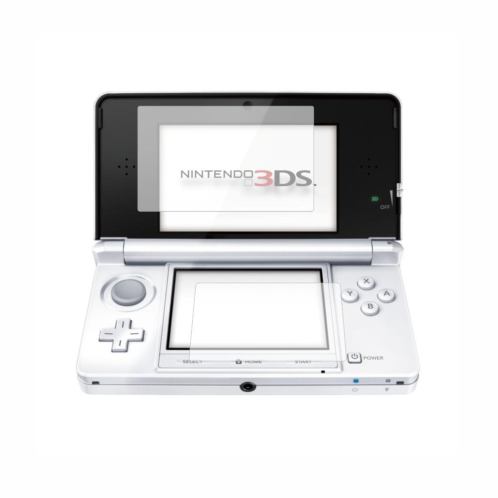 Folie de protectie Smart Protection Consola Nintendo 3DS - 2buc x folie display imagine