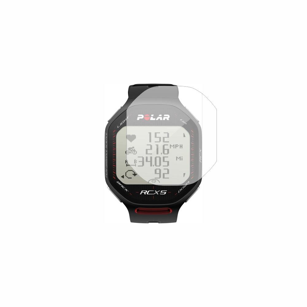 Folie de protectie Smart Protection Fitnesswatch Polar RCX5 - 4buc x folie display imagine