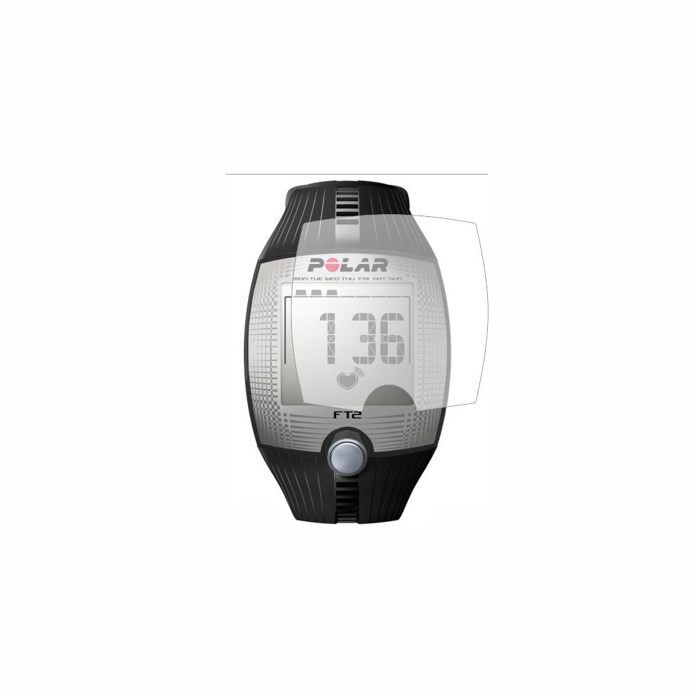 Folie de protectie Smart Protection Fitnesswatch Polar FT2 - 4buc x folie display imagine