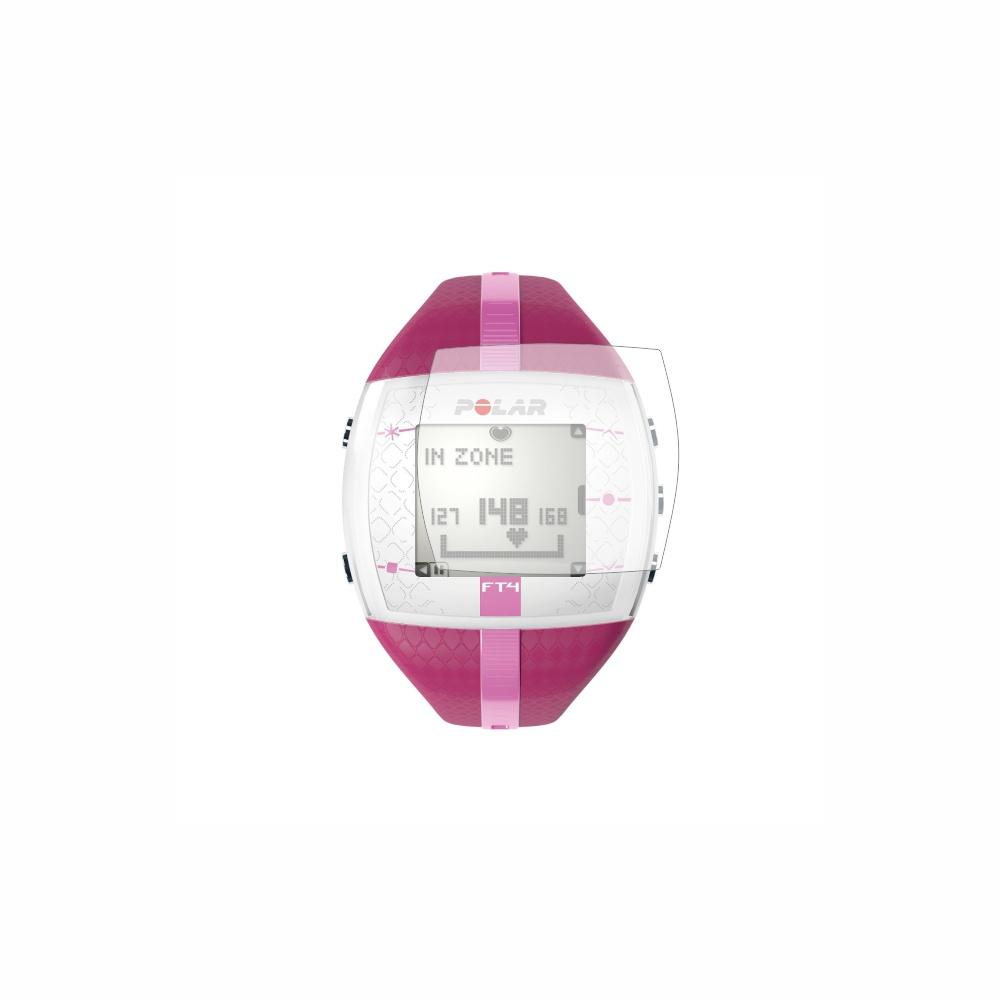 Folie de protectie Smart Protection Fitnesswatch Polar FT4 - 2buc x folie display imagine