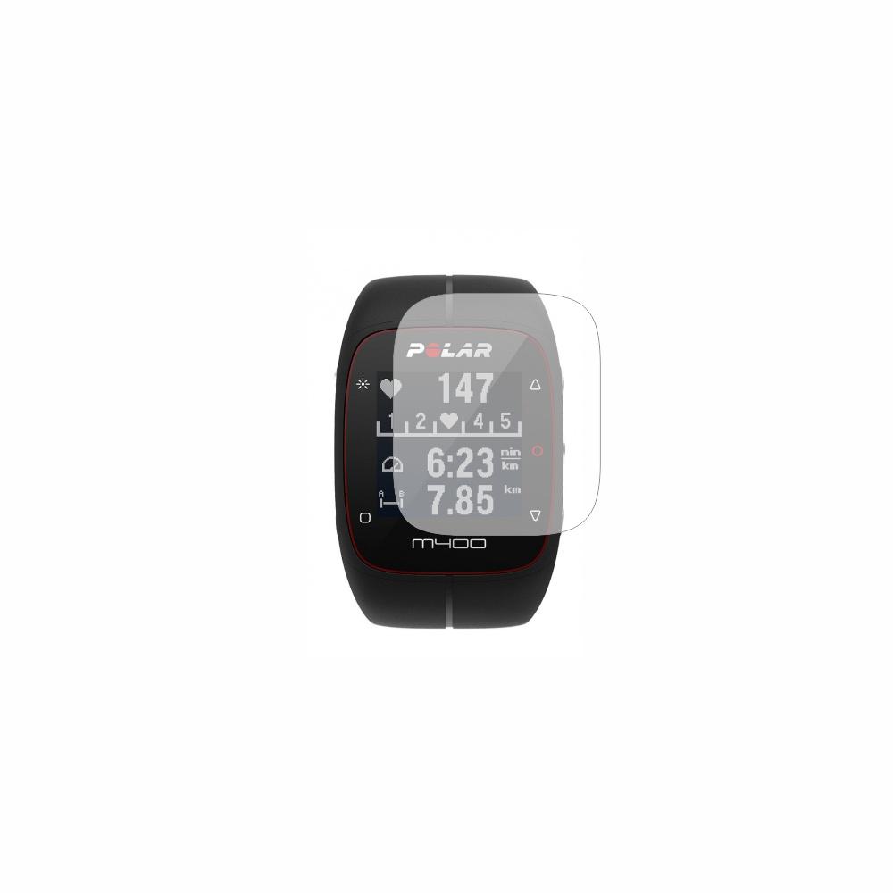 Folie de protectie Smart Protection Smartwatch Polar M400 - 4buc x folie display imagine