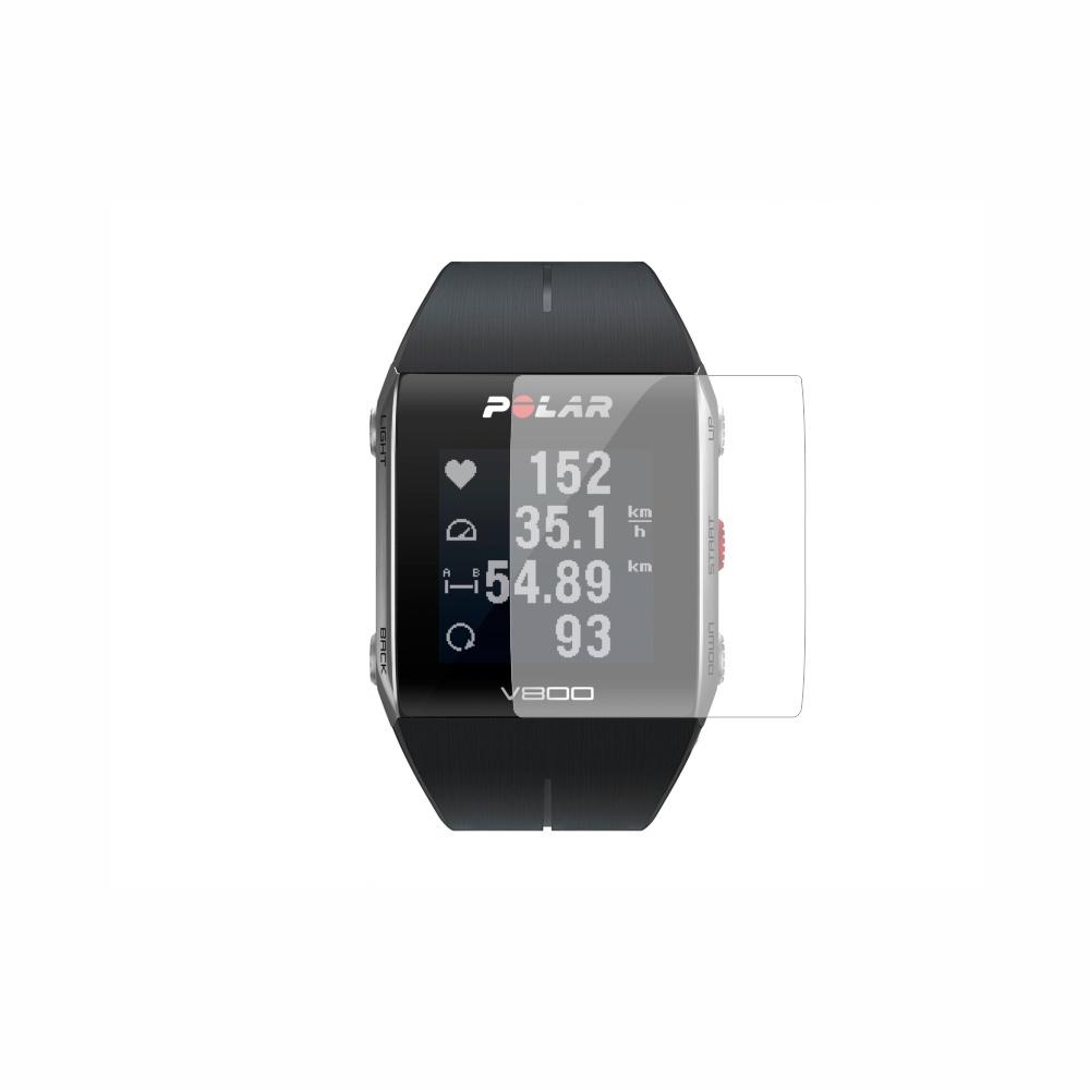 Folie de protectie Smart Protection Smartwatch Polar V800 - 2buc x folie display imagine