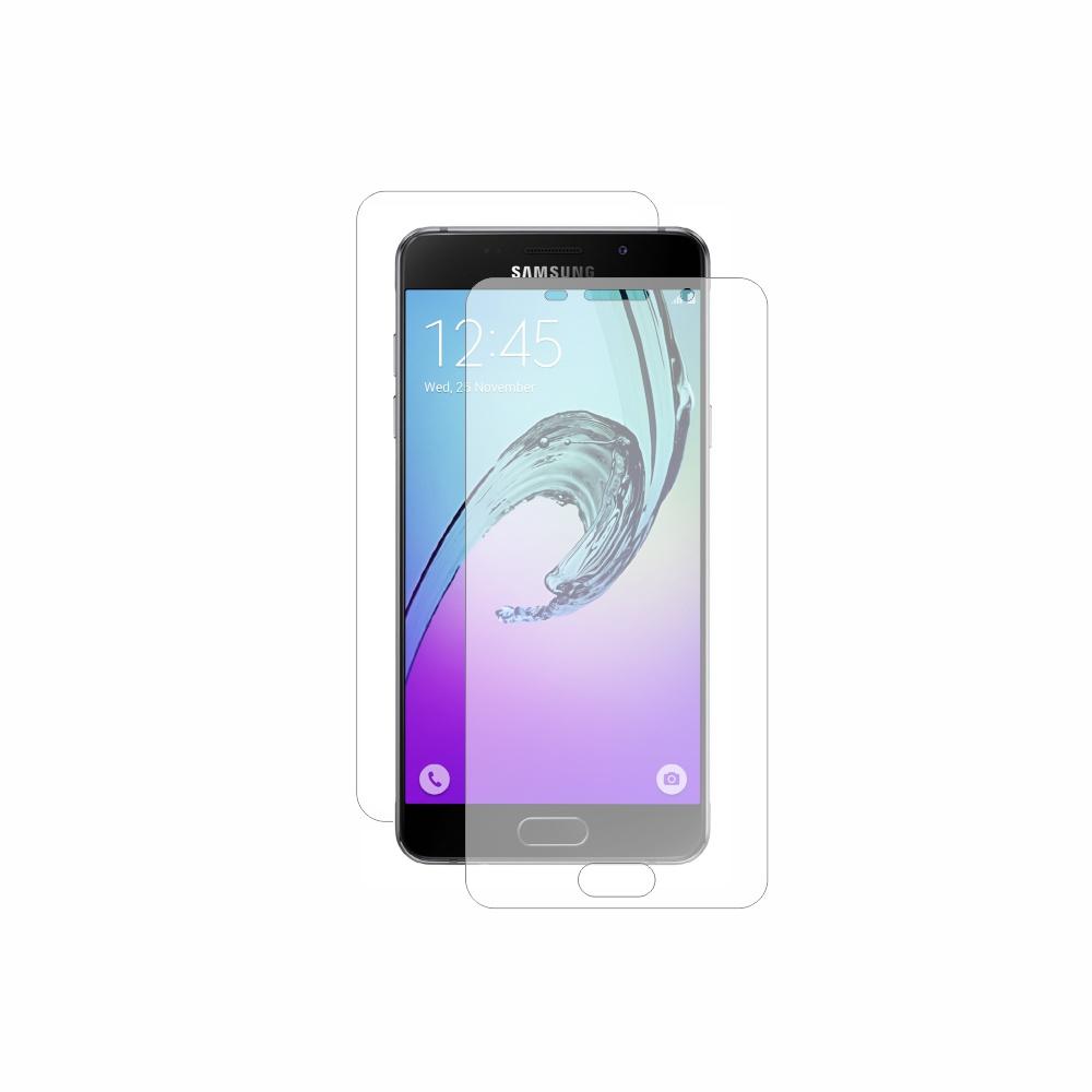 Folie de protectie Smart Protection Samsung Galaxy A5 (2016) - fullbody-display-si-spate imagine