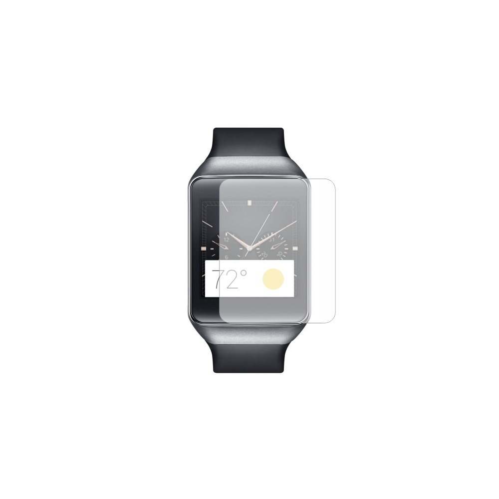 Folie de protectie Smart Protection Smartwatch Samsung Gear Live - 4buc x folie display imagine
