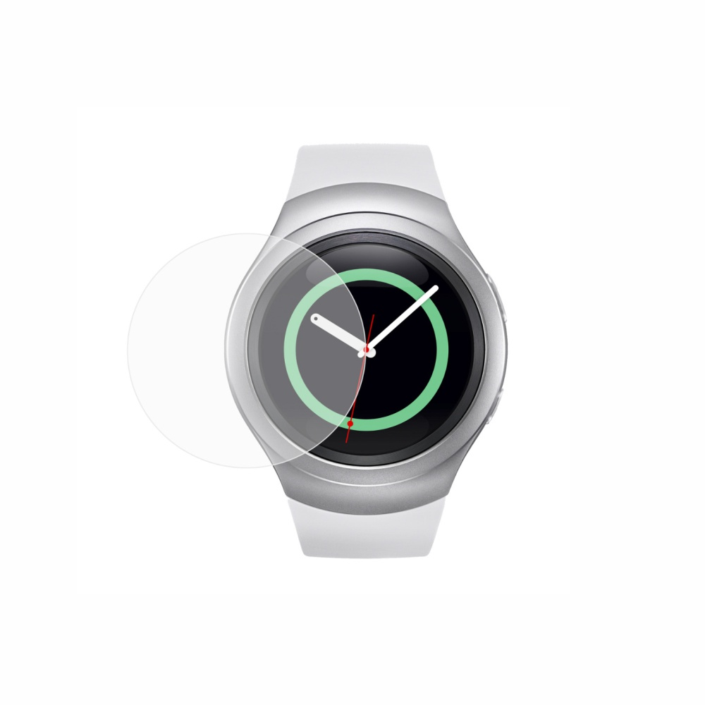 Folie de protectie Smart Protection Smartwatch Samsung Gear S2 Bluetooth - 4buc x folie display imagine