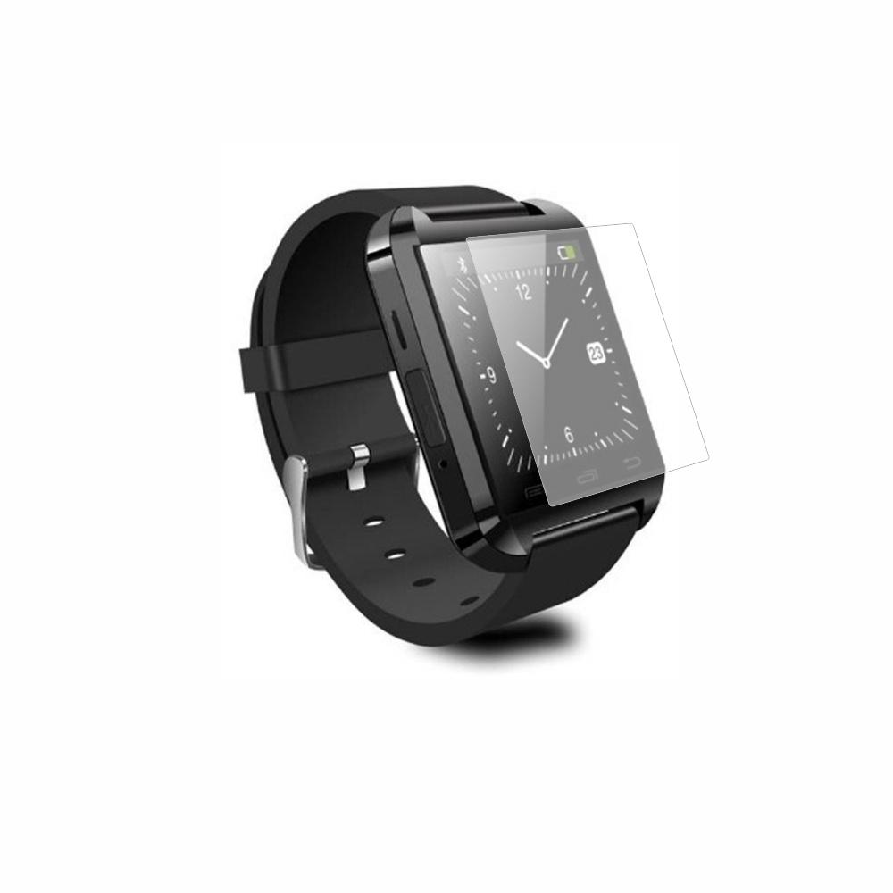 Folie de protectie Smart Protection Smartwatch iUni U8+ - 4buc x folie display imagine