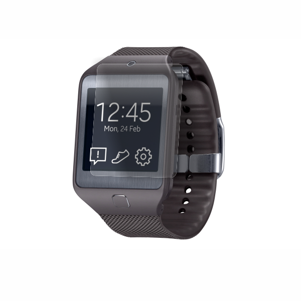 Folie de protectie Smart Protection Smartwatch SAMSUNG Galaxy Gear 2 SM-R3800 - 4buc x folie display imagine
