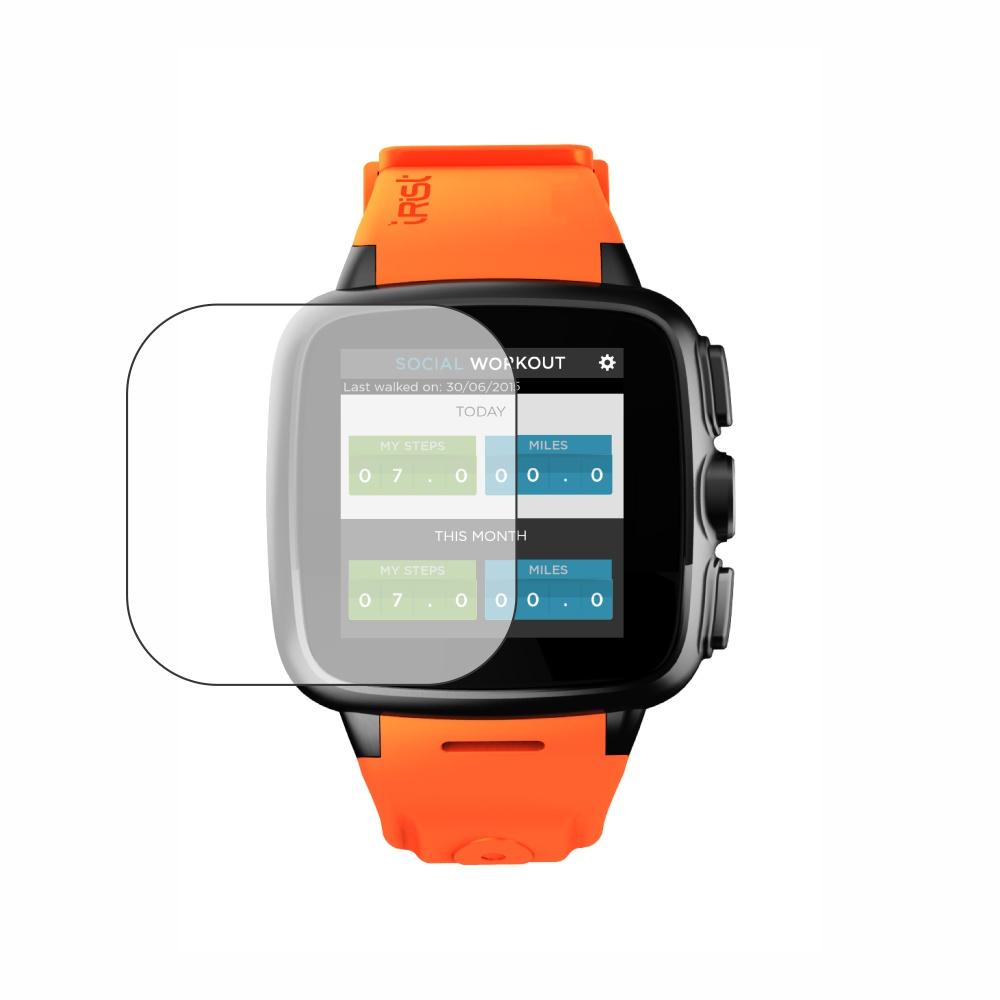 Folie de protectie Smart Protection Intex IRist Smartwatch - 2buc x folie display imagine
