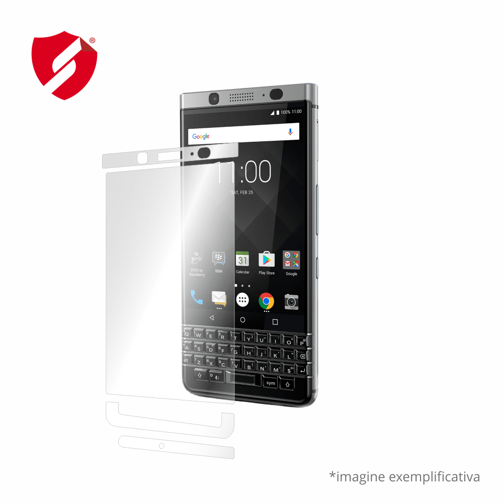 Folie de protectie Smart Protection Blackberry KEYOne - doar-display imagine