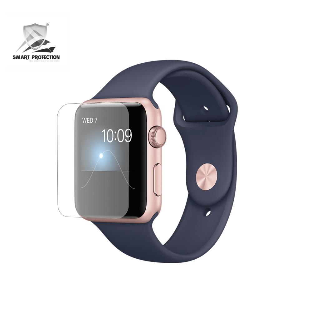 Folie de protectie Smart Protection Smartwatch Apple Watch 2 38mm Series 1 - 2buc x folie display imagine